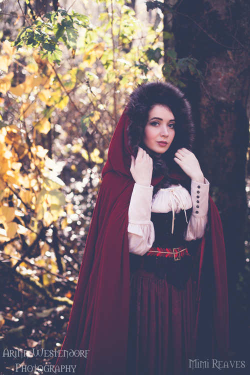 Little Red Riding Hood Cosplay