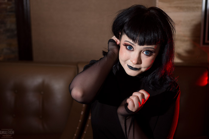 Mavis from Hotel Transylvania Cosplay