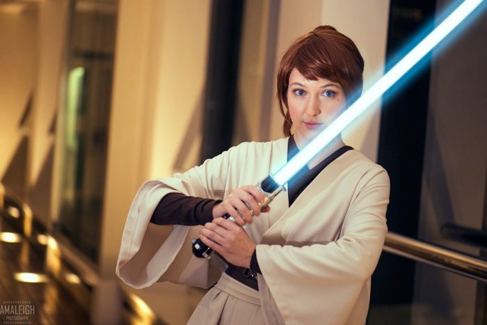 Obi-Wan from Star Wars Cosplay