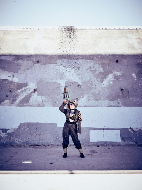 Post-Apocalyptic Photoshoot