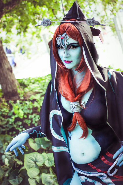 Midna from The Legend of Zelda Cosplay
