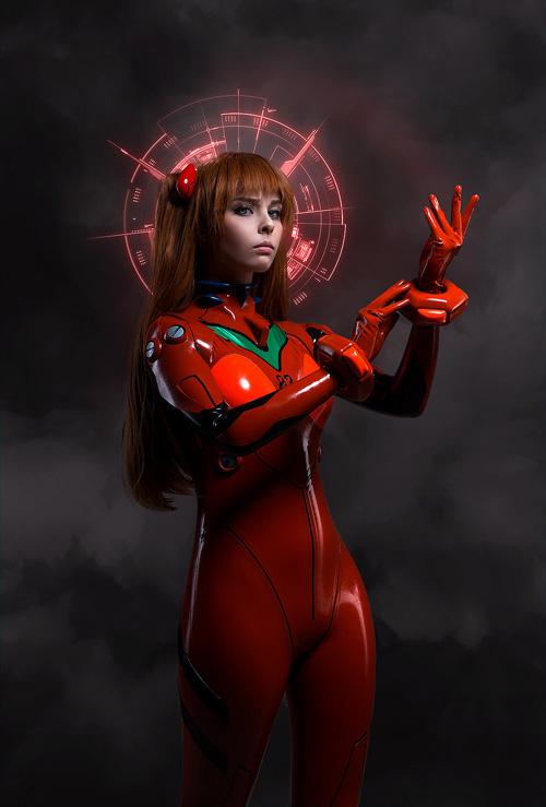 Asuka from Neon Genesis Evangelion