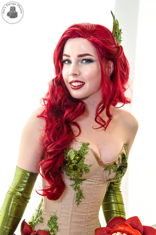 Glitterbomb Ivy Cosplay