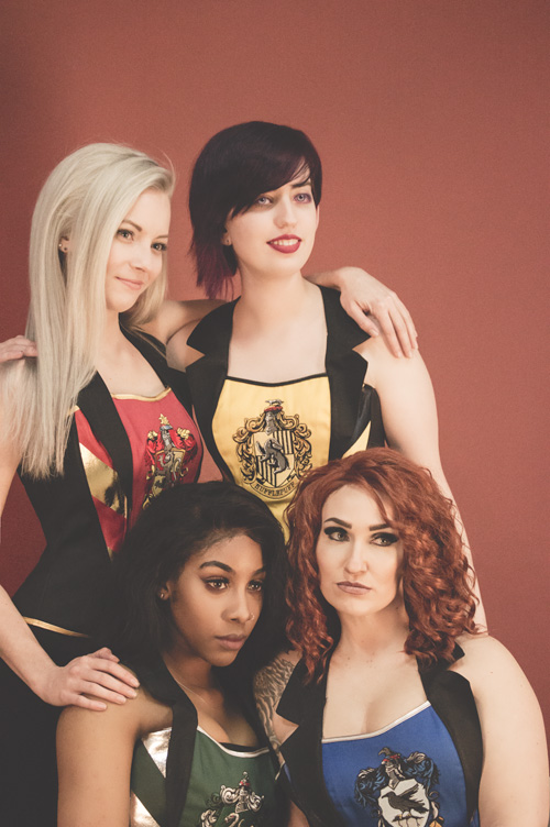 Harry Potter Corsets Photoshoot