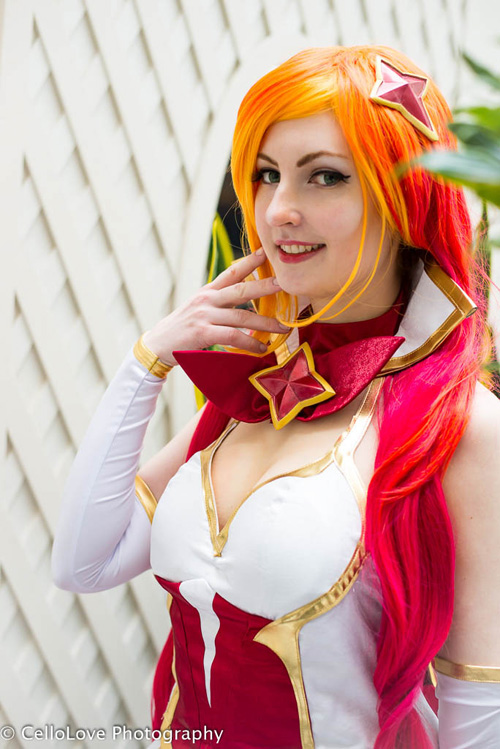 Star Guardian Miss Fortune Cosplay