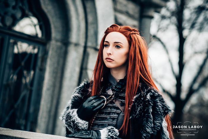 Sansa Stark from Game of Thrones Cosplay