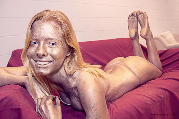 Goldfinger Photoshoot