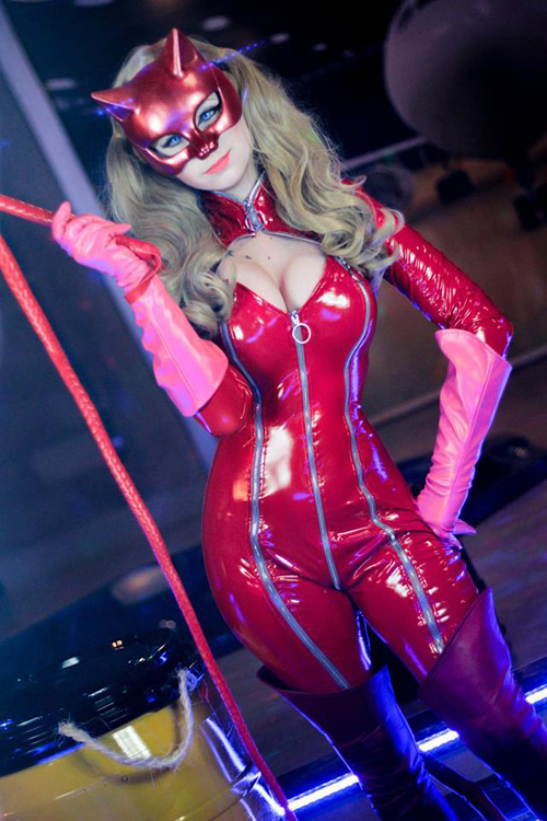 Ann from Persona 5 Cosplay