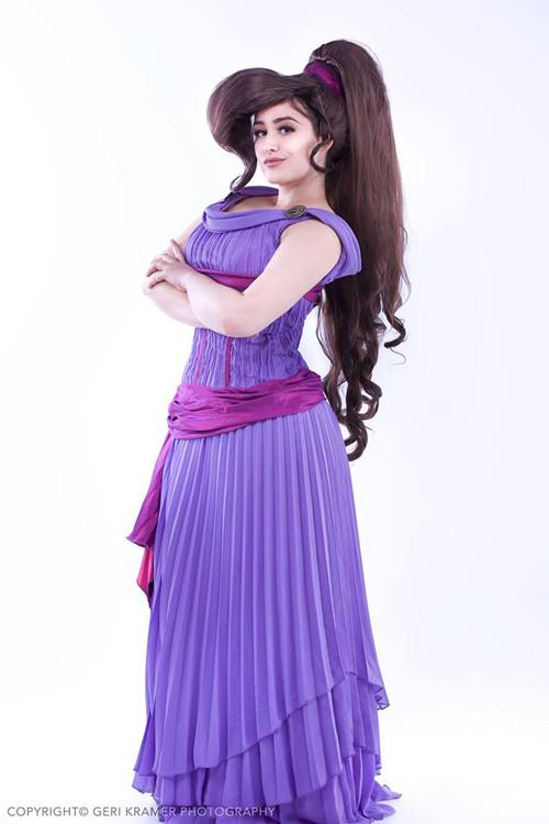 Megara Cosplay