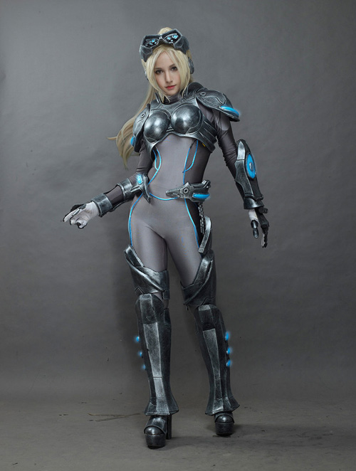 Nova from Heroes of the Storm Cosplay