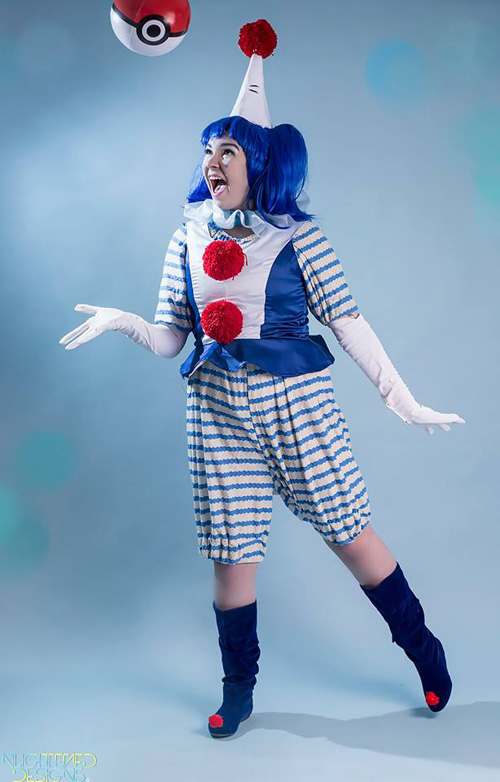 Popplio Pokemon Cosplay