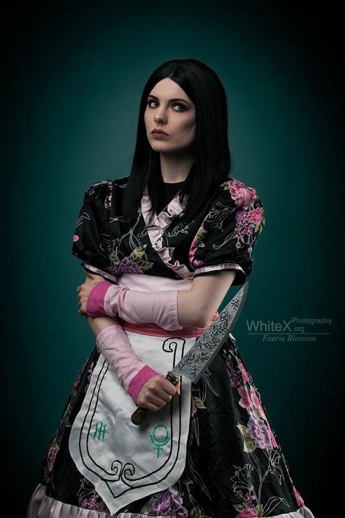 Alice Silk Maiden Cosplay