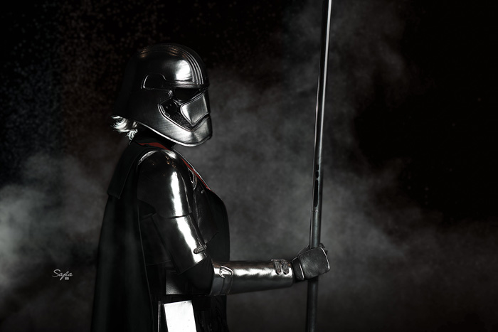 Captain Phasma Cosplay