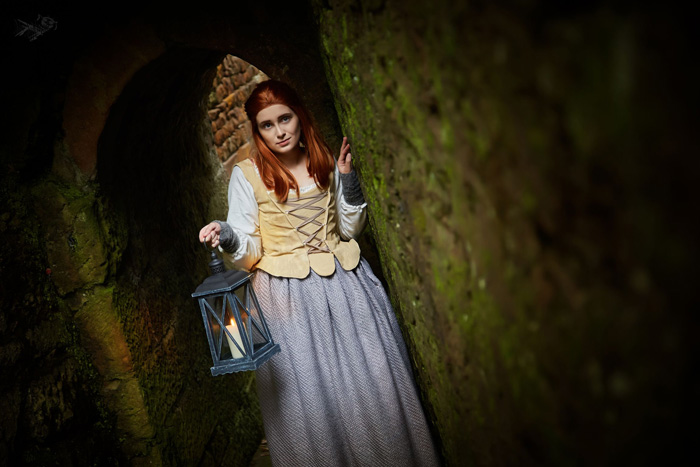 Geillis from Outlander Cosplay