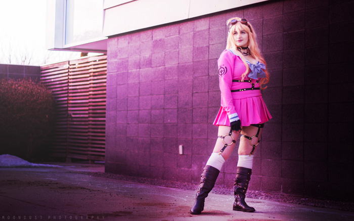 Miu Iruma from Danganronpa V3 Cosplay