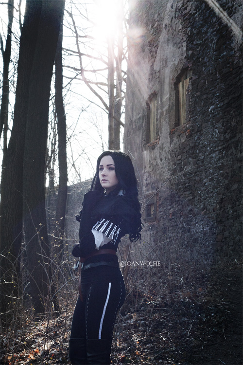 Yennefer from The Witcher 3 Cosplay