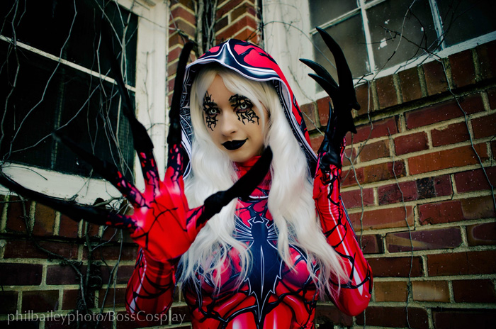 Carnage Cosplay