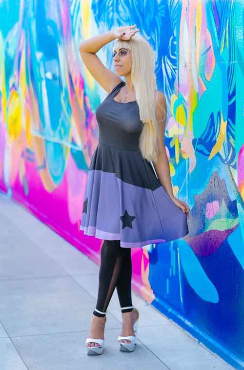 Casual Amethyst from Steven Universe