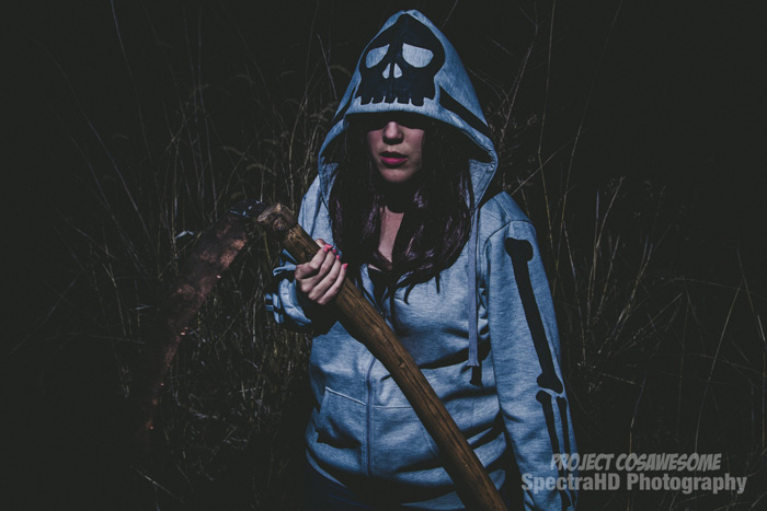 Em Cypress from Revival Cosplay