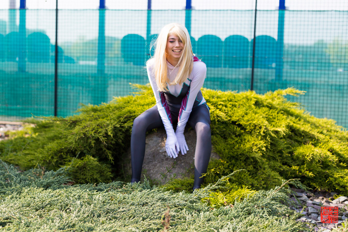 Ghost-Spider (Gwen) Cosplay