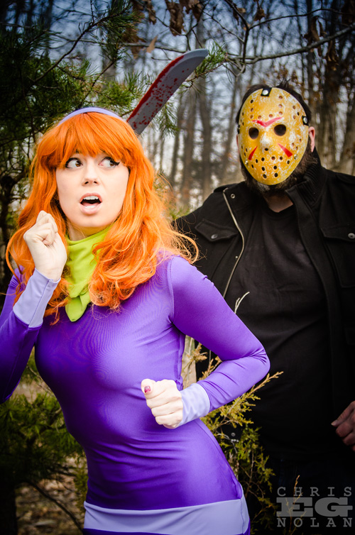 Horror Daphne Mashup Cosplay