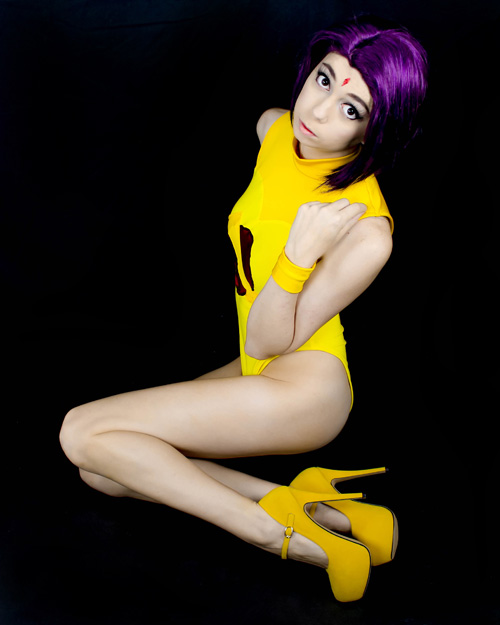 Lady Legasus from Teen Titans GO Cosplay