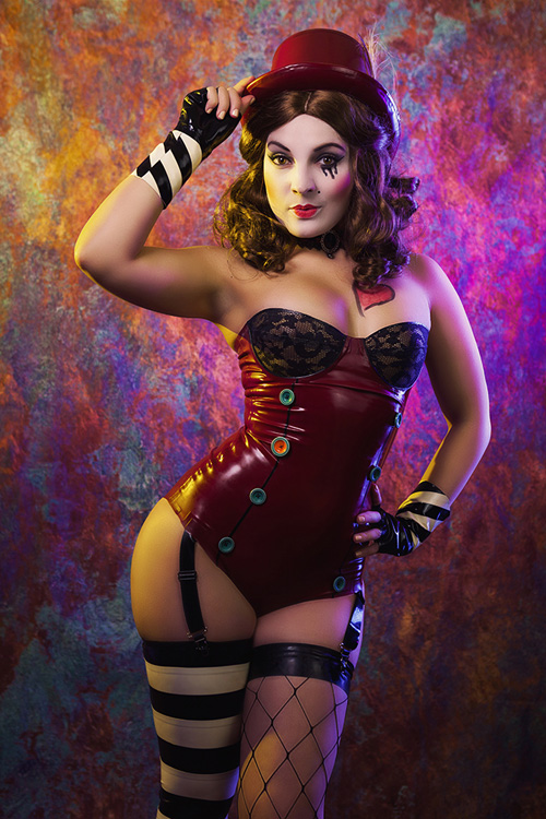 Mad Moxxi Pinup