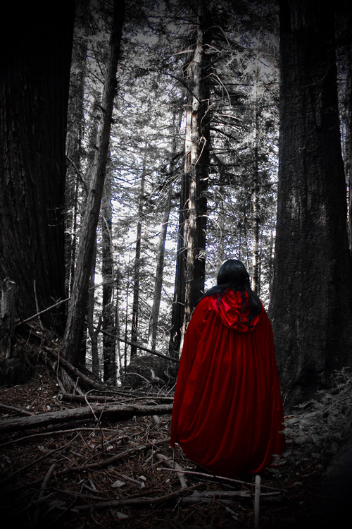 Red Riding Hood Cosplay