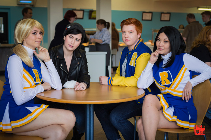Riverdale Group Cosplay