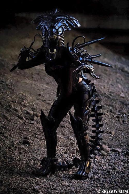 Alien Queen Cosplay