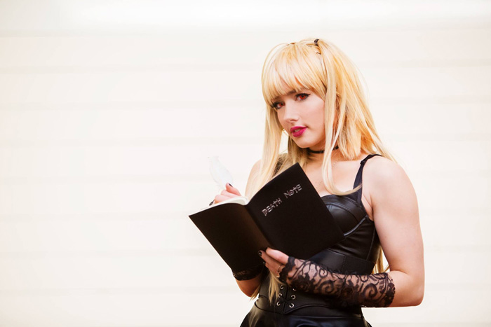 Misa from Death Note Cosplay