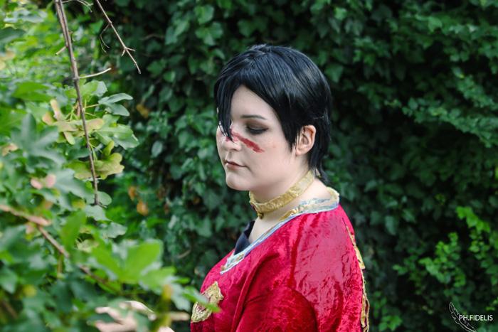 Lady Marian Hawke from Dragon Age II Cosplay