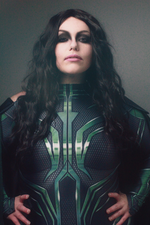 Hela from Thor: Ragnarok Cosplay