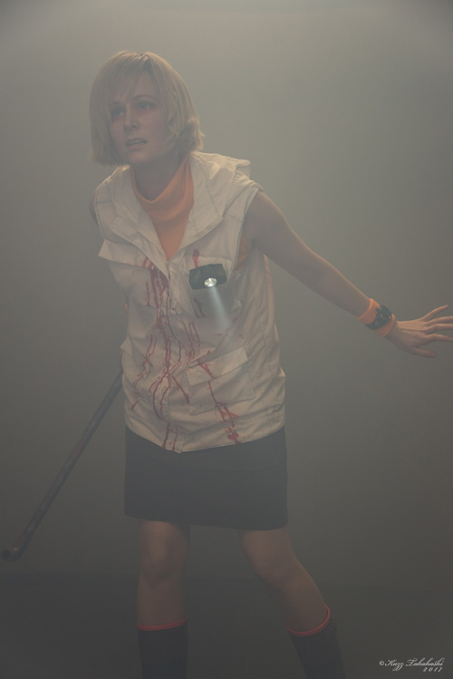 Heather from Silent Hill 3 Cosplay