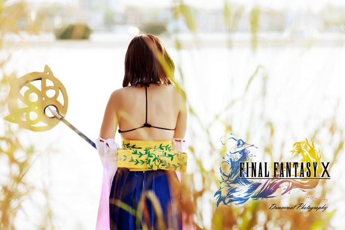 Yuna from Final Fantasy X-2 Cosplay
