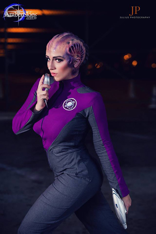 Doctor Lazarus From Galaxy Quest Cosplay