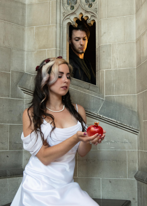 Hades & Persephone Cosplay