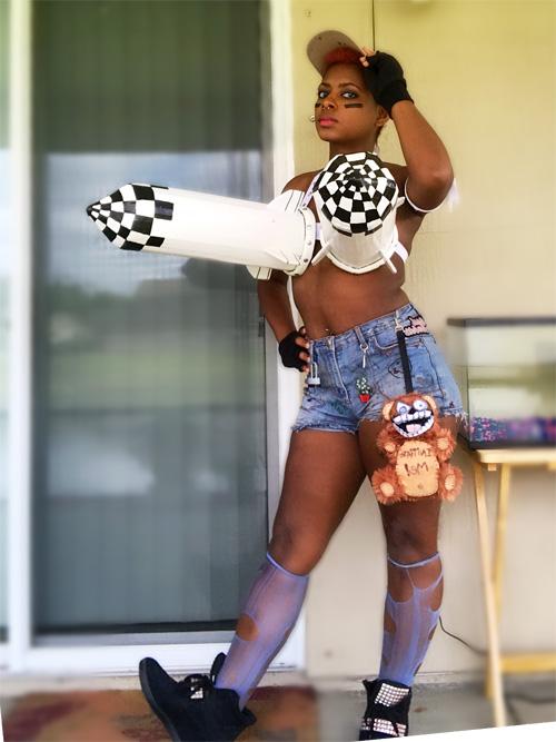 Tank Girl Cosplay
