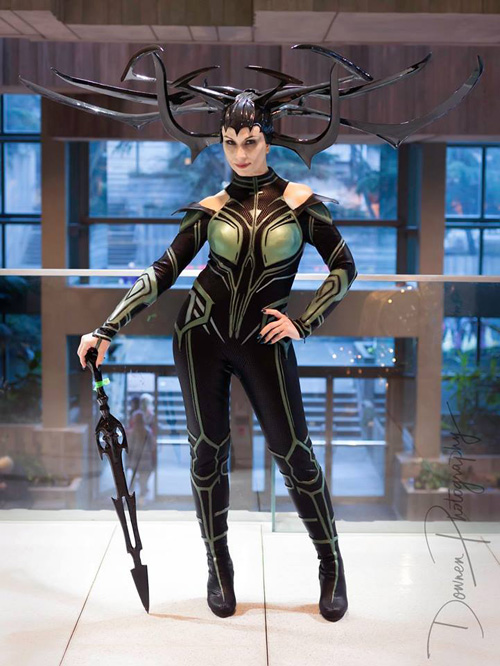 Hela From Thor Ragnarok Cosplay