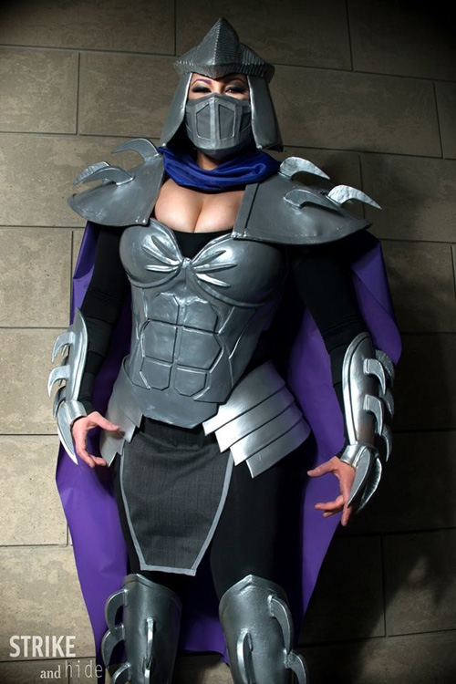 Shredder From Tmnt Cosplay