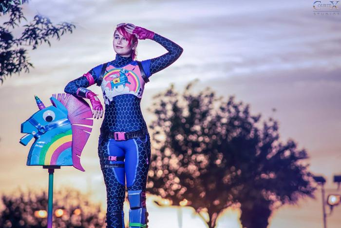 Follow the rainbow bunny de la cruz - 2 4