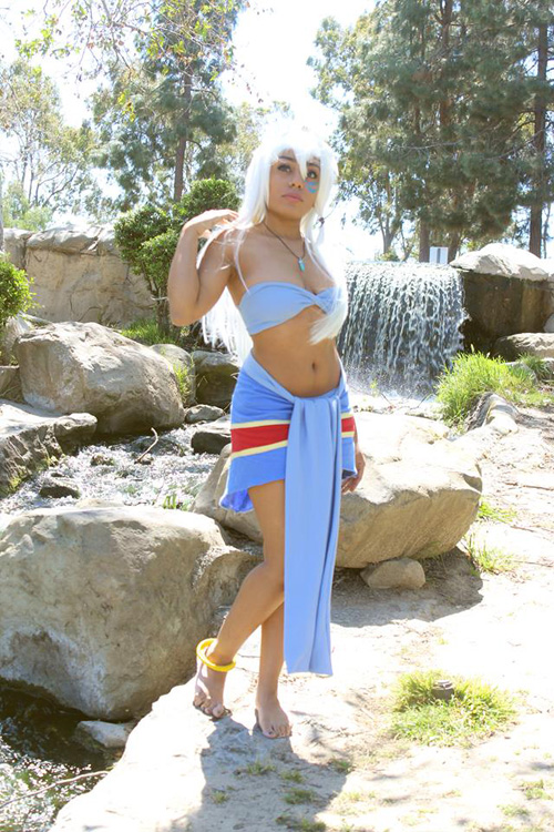 Kida from Atlantis: The Lost Empire Cosplay