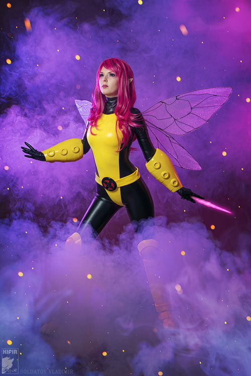 Pixie From X Men Cosplay