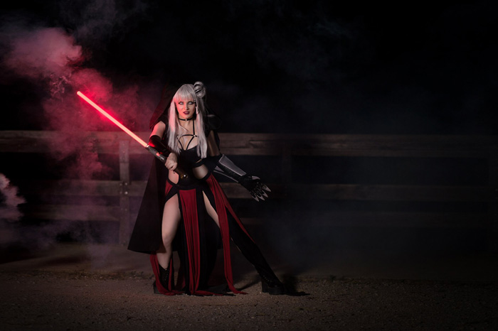 Sith Star Wars Original Design Cosplay