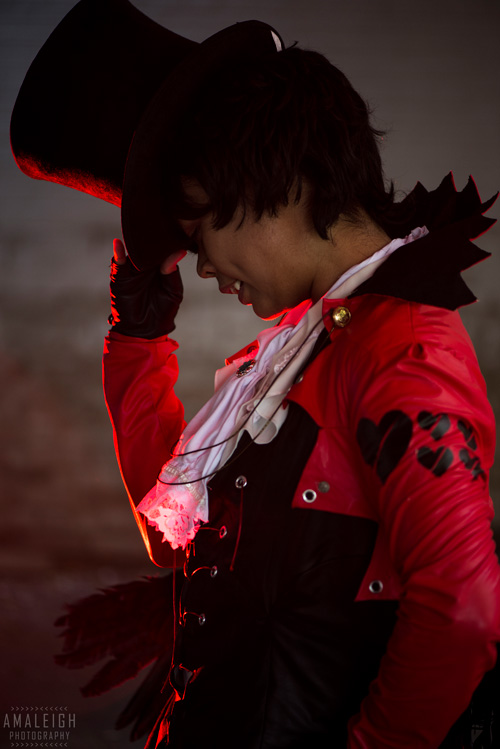 Arsene from Persona 5 Cosplay