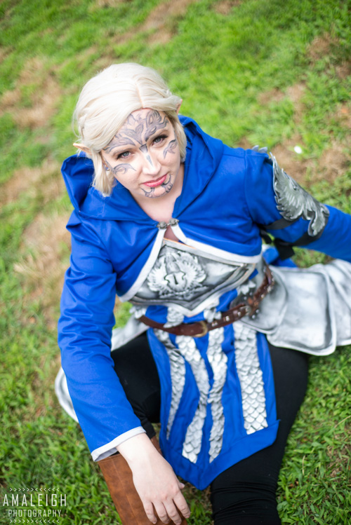 Grey Warden from Dragon Age Cosplay