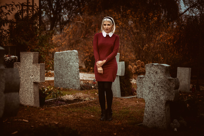 Sabrina Spellman From The Chilling Adventures Of Sabrina