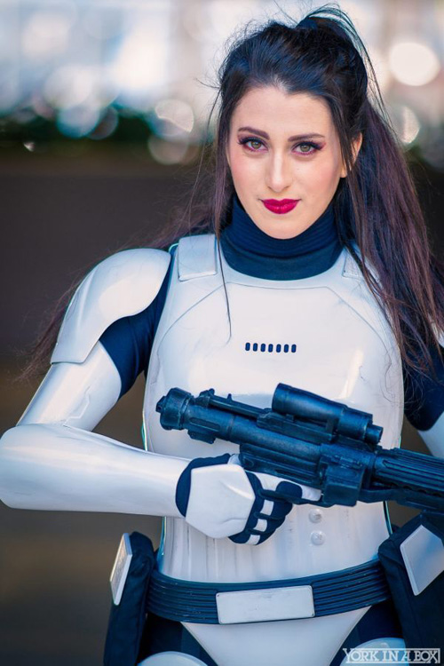 Star Wars Stormtroopers Group Cosplay
