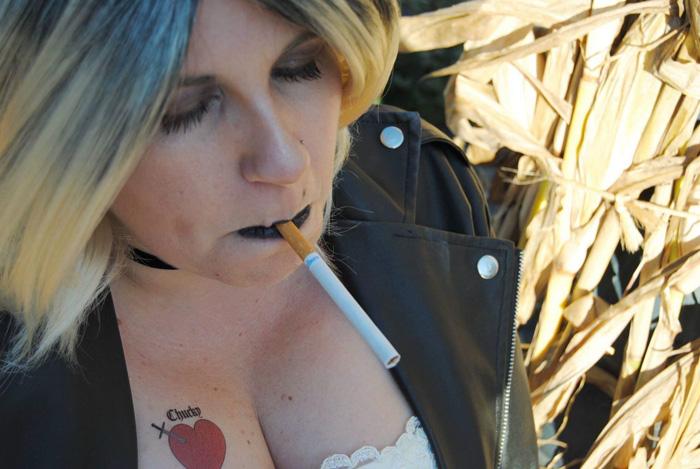 Tiffany Valentine The Bride Of Chucky Cosplay