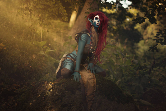 Troll from World of Warcraft Cosplay